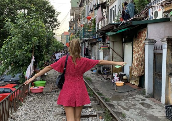 Hanoi | Train Street