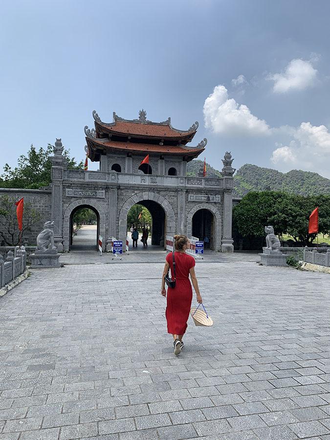 Ninh Binh - Ciudadela de Hoa Lu