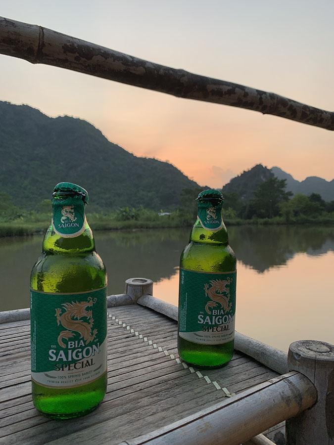 Trang An Valley Bungalow - Atardecer