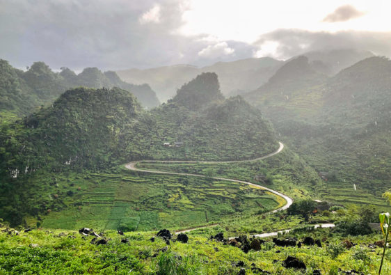 Ha Giang Loop - Carreteras