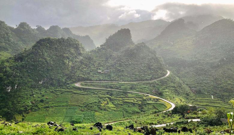 Ha Giang Loop - Carreteras