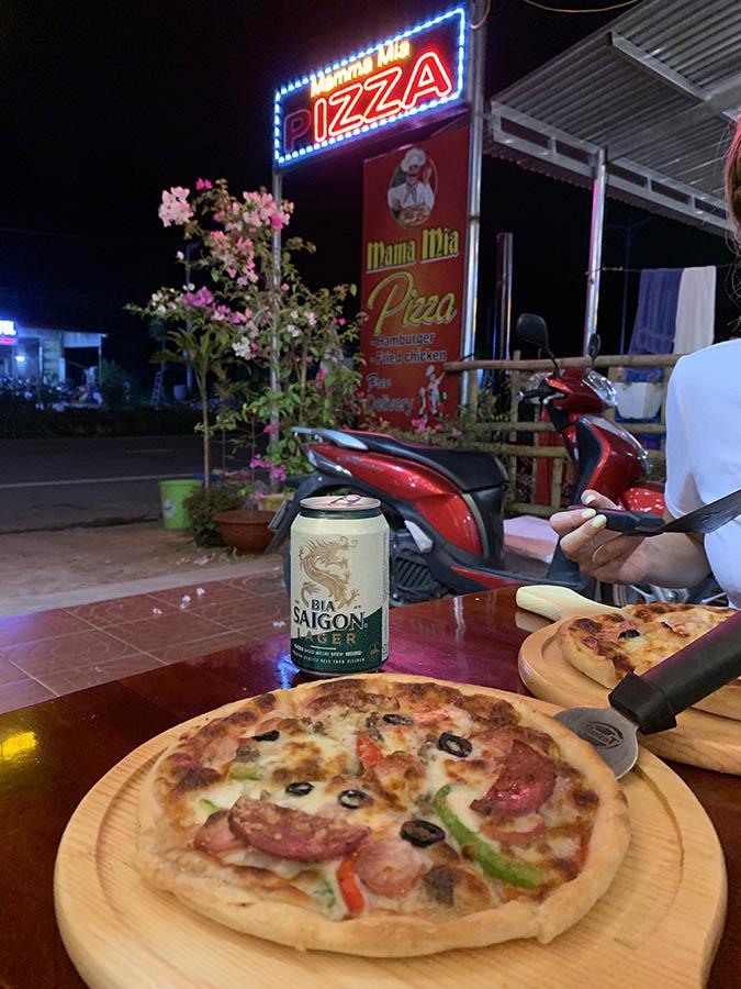 Ha Giang Loop - Mamma Mia Pizza