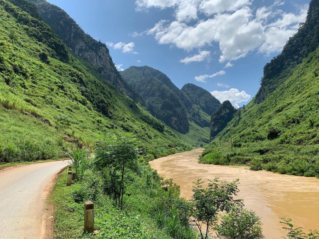 Ha Giang Loop - Río