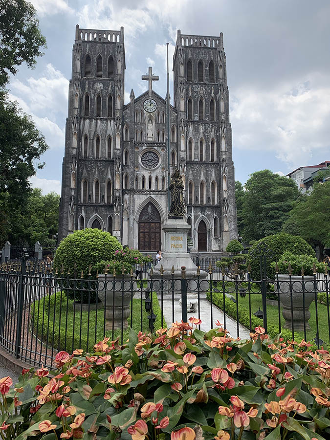 Hanoi - Catedral de San José