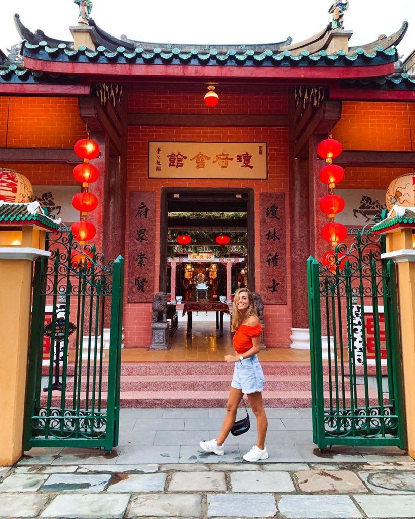 Hoi An - Templo Chino