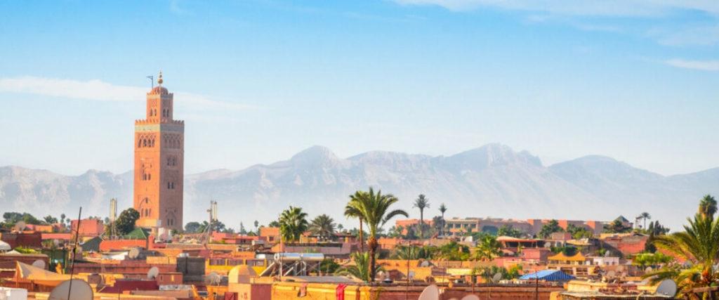 Marrakech - La ciudad roja