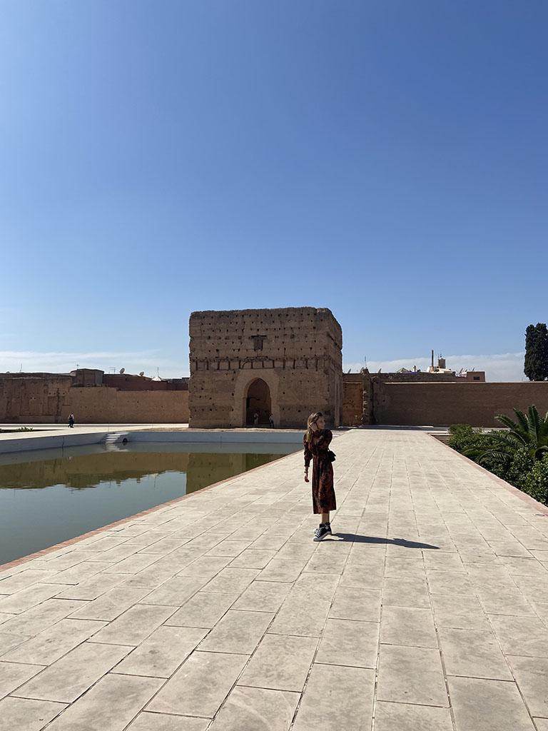 El Palacio Badi