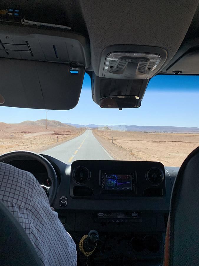 Marruecos - Hacia el Desierto de Zagora