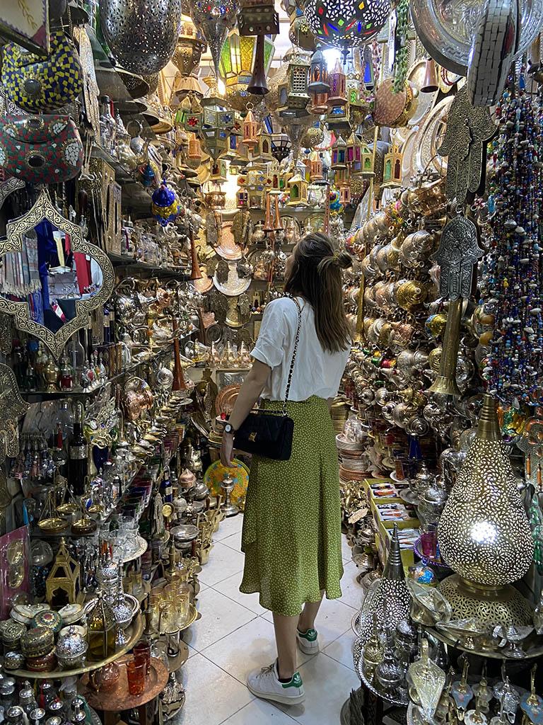 Marrakech - Zoco