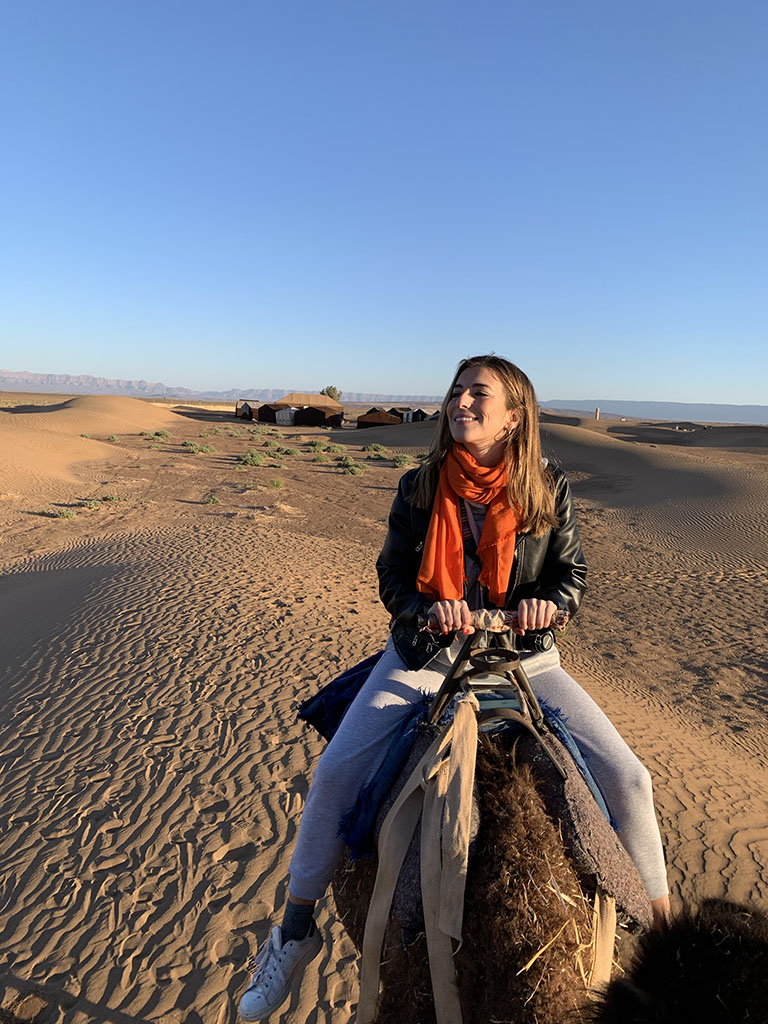 Desierto de Zagora - Amanecer